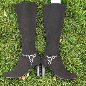 NWOT- Black Alex Marie Boots